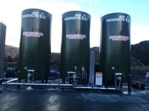 cryogenic tank refurbishment