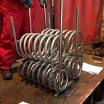 CTM Europe hydrogen heat exchanger