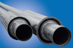 SiVL Super Insulated Vacuum Lines sold by CTM Europe transfer cryogenic fluid piping system